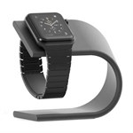 Aluminum Stand Holder Apple Watch - Sort