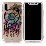 Soft Print Cover i TPU til iPhone X - Dreamcatcher