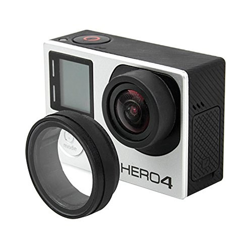 GoPro Hero 34 Linsecover