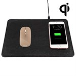 Mouse Pad Qi Wireless Charger Pad 5W til smartphone og tablet
