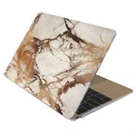 "Macbook Pro 15.4"" Mormor Serie Hard Case - Creame"
