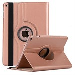 iPad 9.7 2018 Roterende etui - Guld Rose