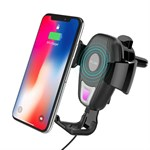 Wireless Car Charger Pad Holder til Luftkanal