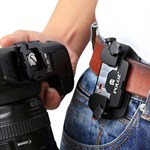 PULUZ® Capture Camera Clip med Quick Release