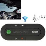 Bluetooth Hands Free Kit Transmitter with SIRI / Music