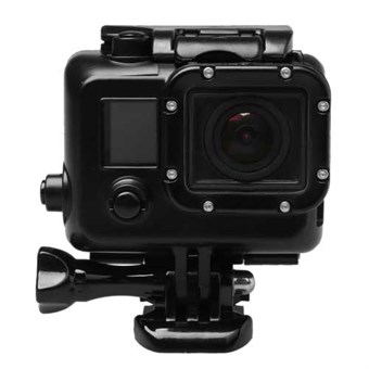 Black Edition Frame Case til Hero 3