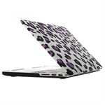 "Macbook Pro Retina 15.4"" Smart Case - Leopard Lilla"