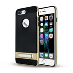 Cray plastikcover iPhone 7 Plus - Guld