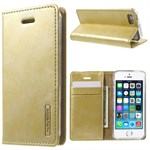 iPhone 5/5S/SE Etui cover nr  3 - Guld
