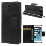 iPhone 5/5S/SE Etui cover nr  1 - Sort