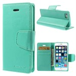 iPhone 5/5S/SE Etui cover nr 1 - Mint grøn