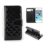 Multi etui iPhone 5/5S/SE - Sort