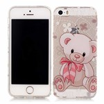 Designers dream silikone cover iPhone 5/5S/SE - Teddy